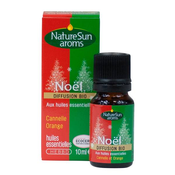 NatureSun Aroms Complexe Diffusion Bio Noël 10ml