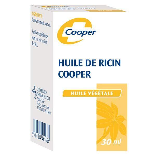 Cooper Huile de Ricin 30ml