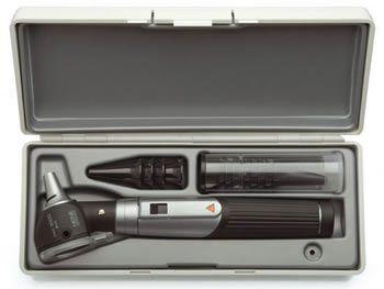 Lysse Matériel Médical Coffret otoscope mini 3000 - Fibre optique