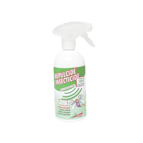 Saint Medard Repulcid Insecticide Concentre Emulsionnable Usage Domestique Flacon 500ml