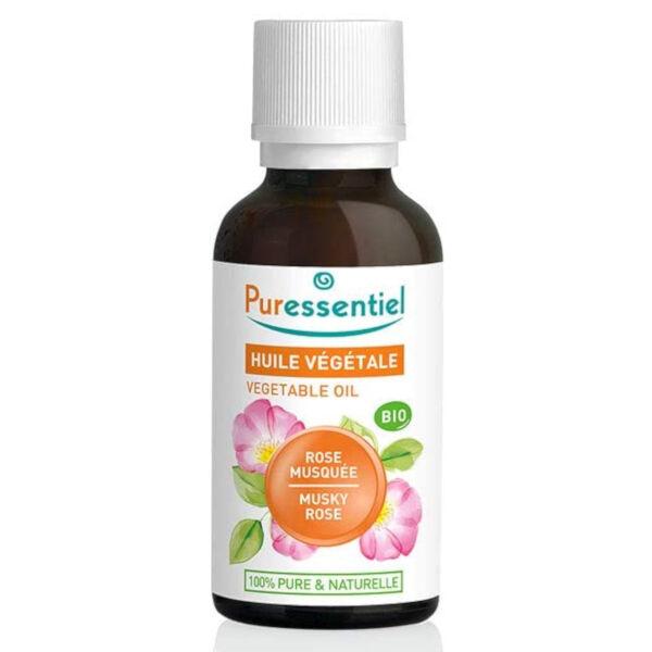 Puressentiel Huile Végétale Rose Musquée Bio 50ml