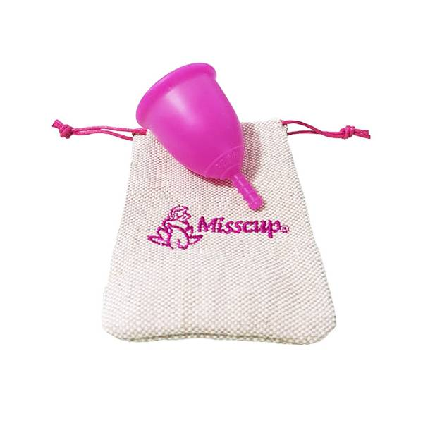 Miss Cup Coupe Menstruelle Petite Rose