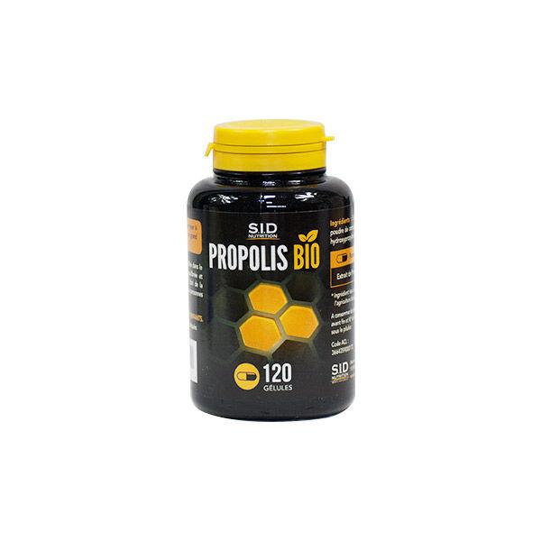 SID Nutrition Bio Propolis 120 comprimés