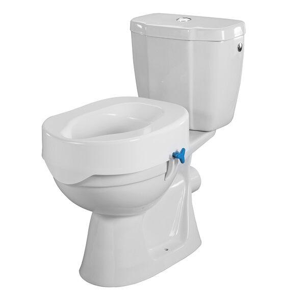 Rehausse de WC Rehotec 10cm - Avec Couvercle