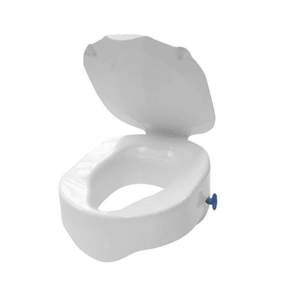 Réhausse WC Rigide avec Couvercle 10cm