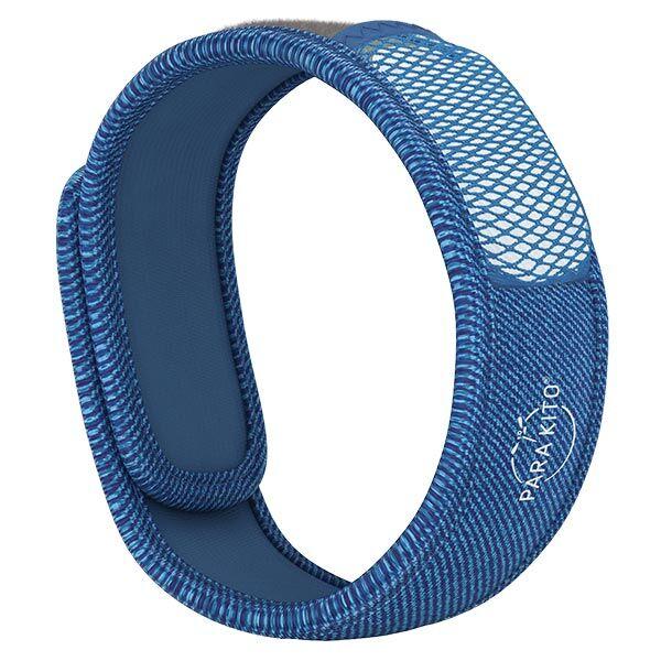 Parakito Color Bracelet Anti-Moustiques Denim + 2 pastilles