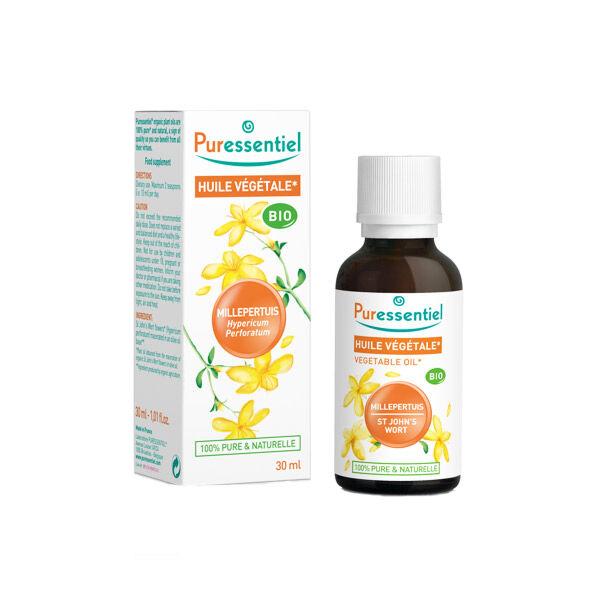 Puressentiel Huile Végétale Bio Millepertuis 30ml
