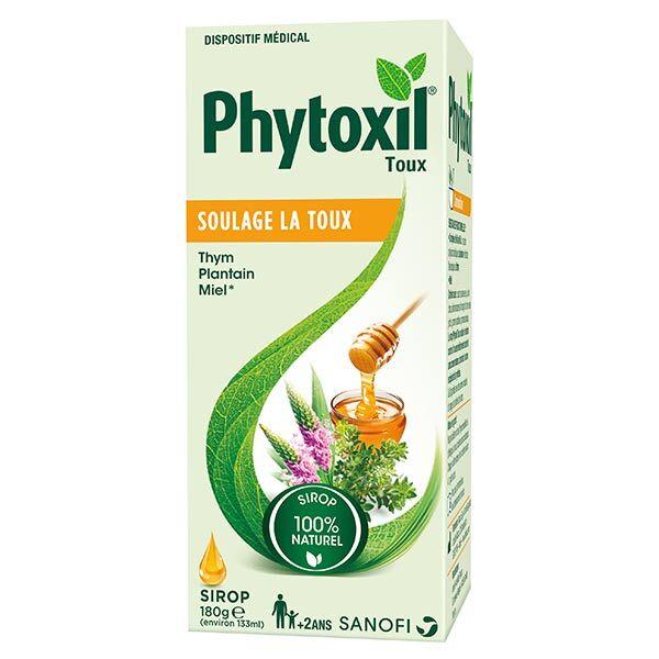 Sanofi Aventis Phytoxil Toux Sirop 133ml