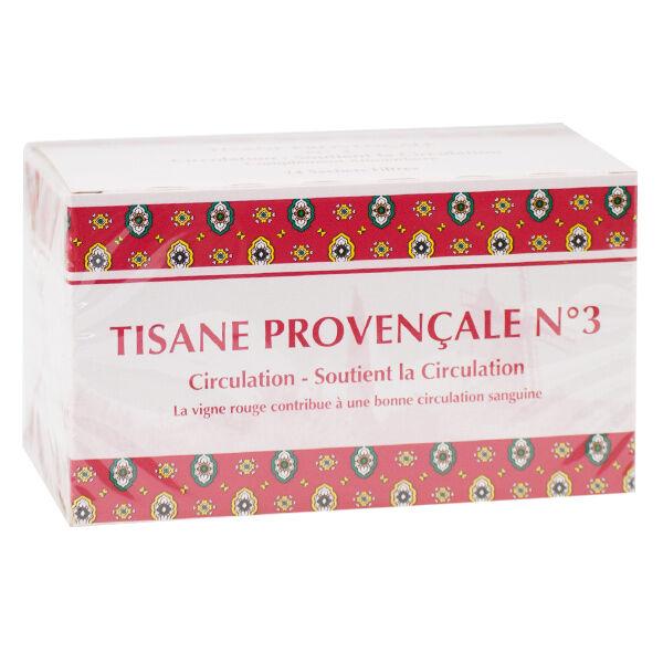 Tisane Provencale Tisane Provençale Circulation n°3 20 sachets