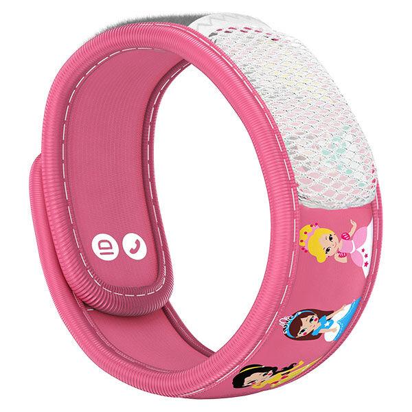 Parakito Kids Bracelet Anti-Moustiques Princess + 2 pastilles