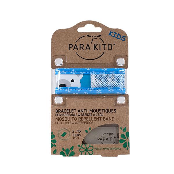 Parakito Kids Bracelet Anti-Moustiques Polar Bear