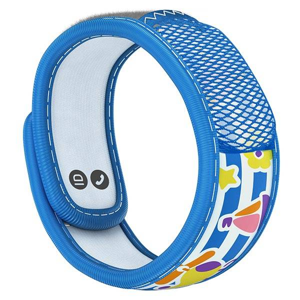Parakito Kids Bracelet Anti-Moustiques Toys + 2 pastilles