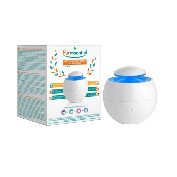 Puressentiel Humidificateur Ultrasonique O'xygen