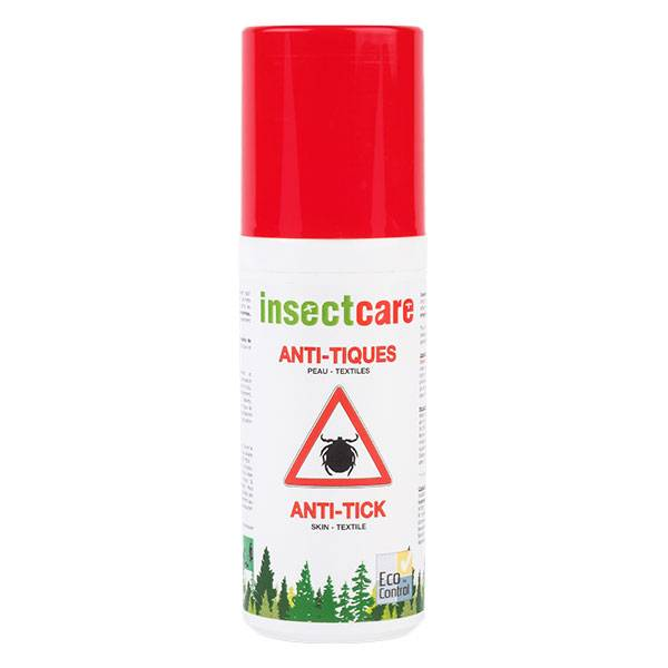 Phyto-Actif Mousticare Insectcare Spray Anti-Tiques 50ml