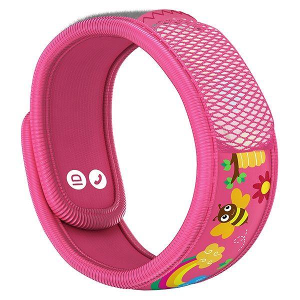 Parakito Kids Bracelet Anti-Moustiques Abeille + 2 pastilles
