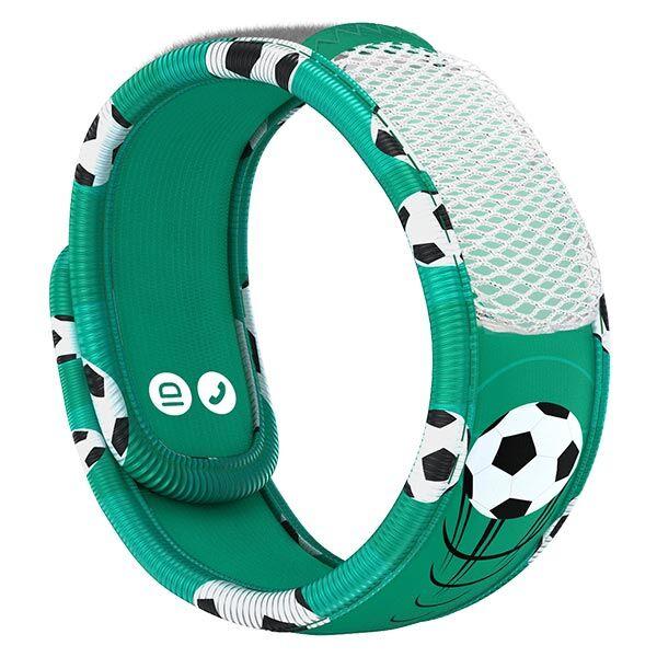 Parakito Kids Bracelet Anti-Moustiques Football + 2 pastilles