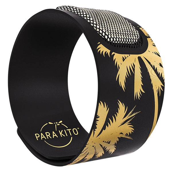 Parakito Party Edition Bracelet Anti-Moustiques Miami + 2 pastilles