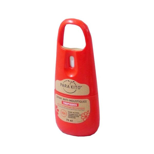 Parakito Anti-Moustiques Spray Tropiques 75ml