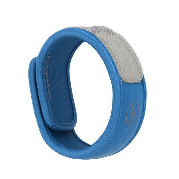 Parakito Bracelet Bleu Répulsif Naturel 2 pastilles