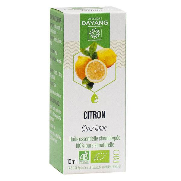 Dayang Huiles Essentielle Citron 10ml