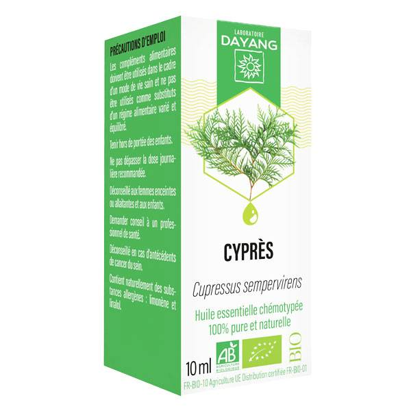 Dayang Huile Essentielle Cypres 10ml