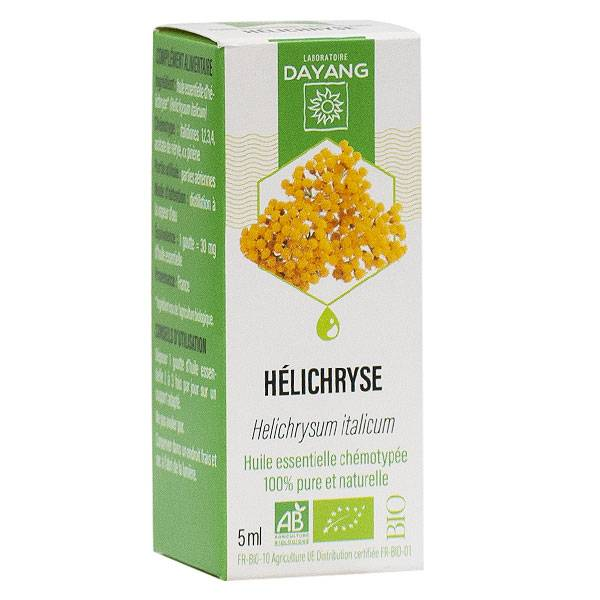Dayang Huile Essentielle Helichryse 5ml