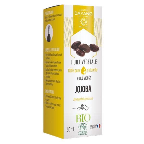 Dayang Huile Végétale Jojoba Bio 50ml