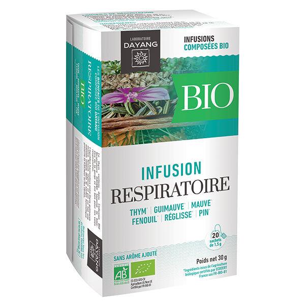 Dayang Infusion Respiratoire Bio 20 sachets