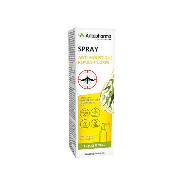 Arko Essentiel Spray Anti Moustiques 60ml