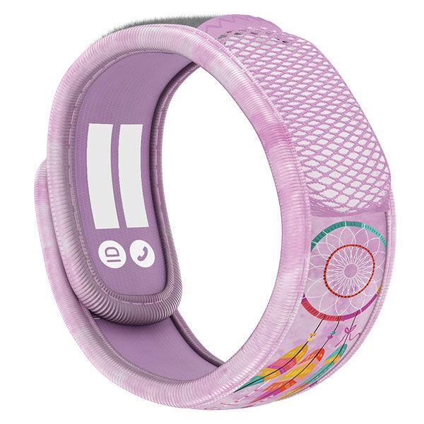 Parakito Teens Bracelet Anti-Moustiques Plumes + 2 pastilles