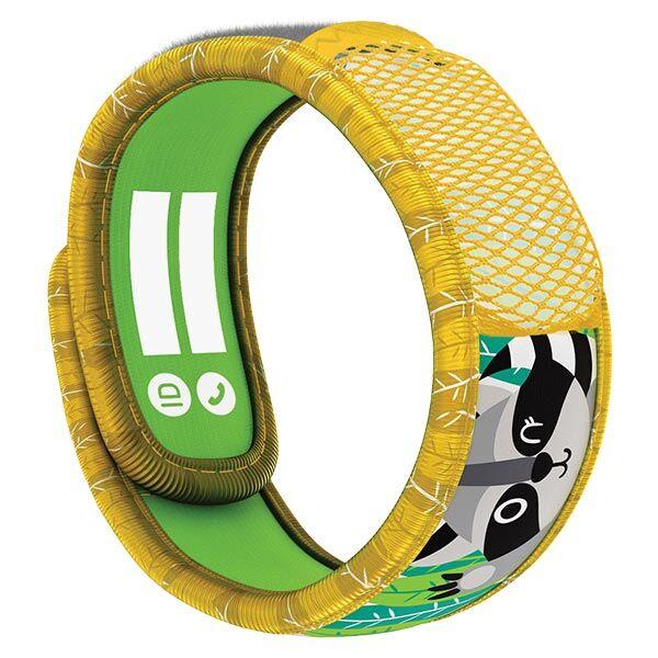 Parakito Kids Bracelet Anti-Moustiques Rechargeable + 2 pastilles