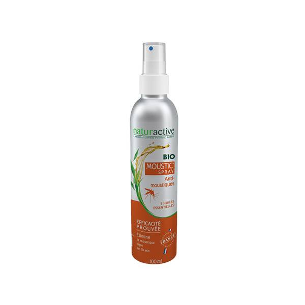 Naturactive Moustic Spray Anti-Moustiques 100ml