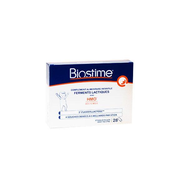 Dodie Biostime Ferments Lactiques HMO 28 sticks
