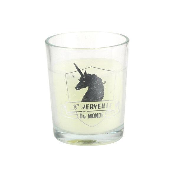 Bougie Parfumée Senteur Vanille 8ème Merveille du Monde 60g