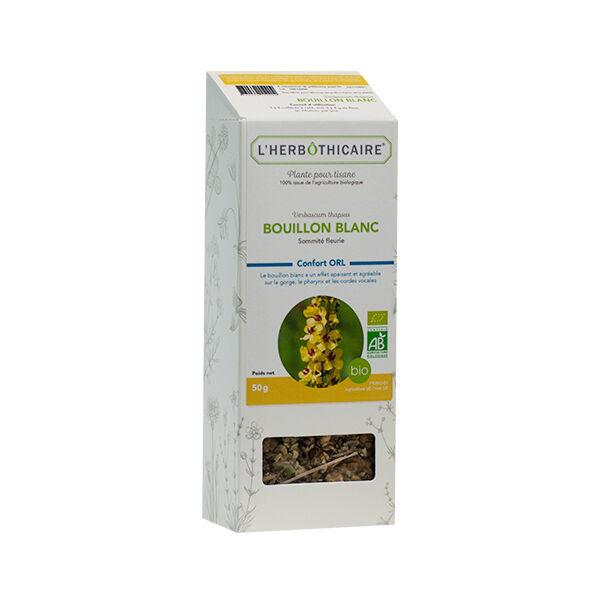 L'Herbôthicaire Tisane Bouillon Blanc 50g