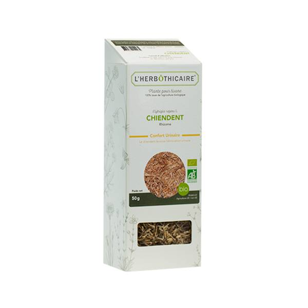 L' Herbothicaire L'Herbôthicaire Tisane Chiendent 50g