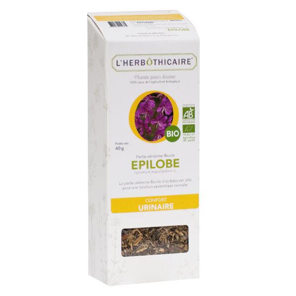 L' Herbothicaire L'Herbôthicaire Tisane Epilobe Bio 40g