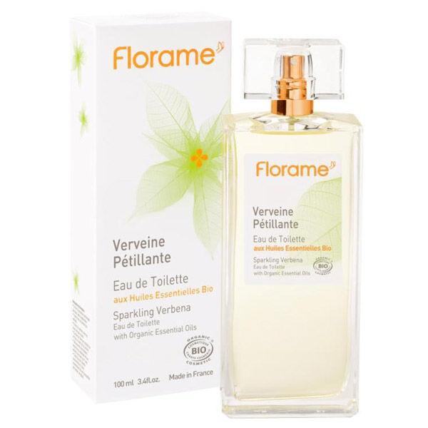 Florame Parfum Eau de Toilette Verveine Sauvage Bio 100ml