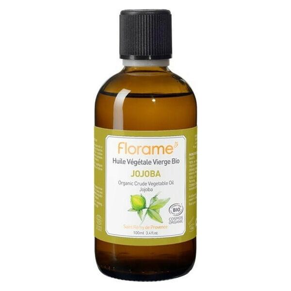 Florame Aromathérapie Huile Végétale Vierge Jojoba Bio 100ml