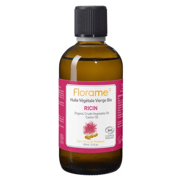 Florame Aromathérapie Huile Végétale Ricin Bio 100ml
