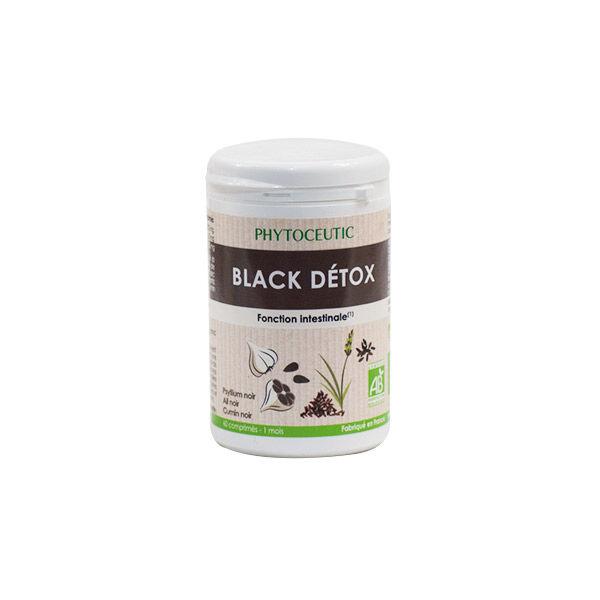 Phytoceutic Black Detox 60 comprimés