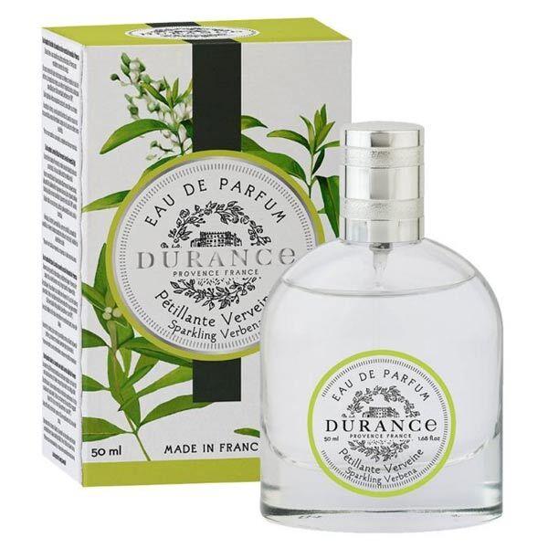 Durance Pétillante Verveine Eau de Parfum 50ml