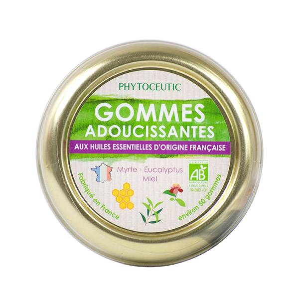 Phytoceutic Gommes Adoucissantes 50g