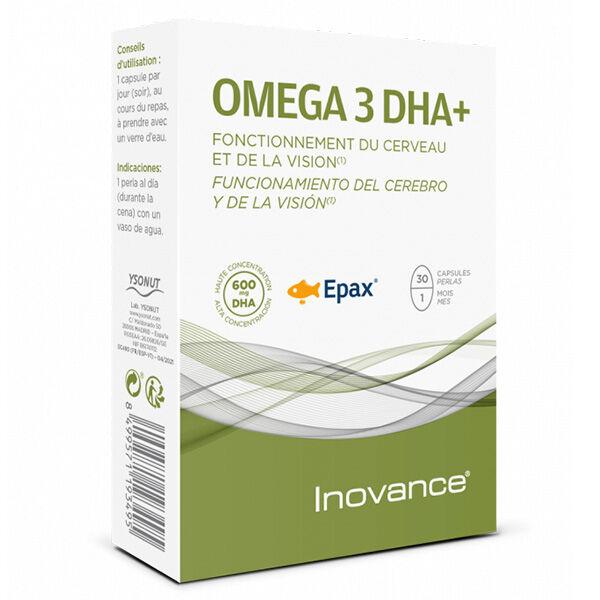 Inovance Omega 3 DHA+ 30 capsules