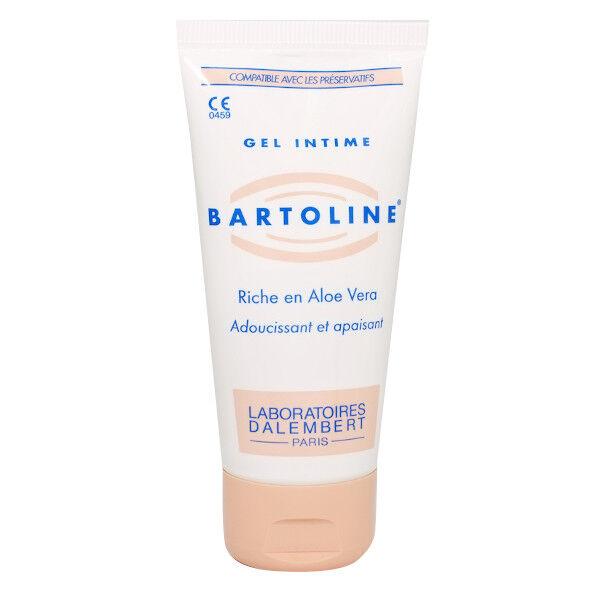Dalembert Bartoline Simple Gel Lubrifiant Usage Intime 125ml