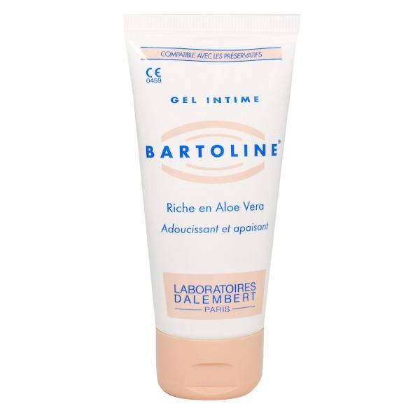 Dalembert Bartoline Simple Gel Lubrifiant Usage Intime 125ml