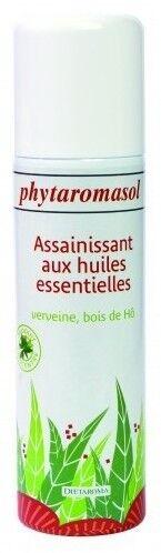 Dietaroma Phytaromasol Assainissant Verveine Bois de Hô 250ml