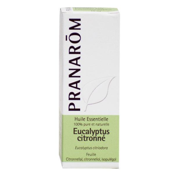 Pranarom Huile Essentielle Eucalyptus Citronné 10ml