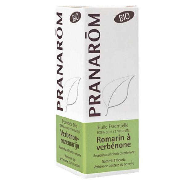 Pranarom Huile Essentielle Romarin à Verbénone Bio 5ml