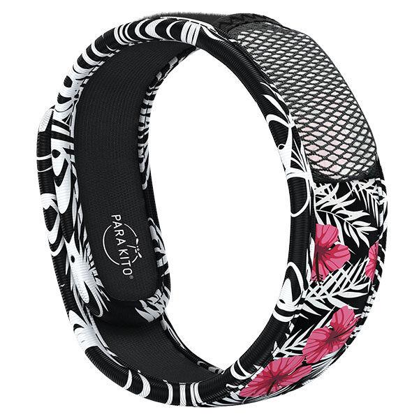 Parakito Graphic Bracelet Anti-Moustiques Exotic + 2 pastilles